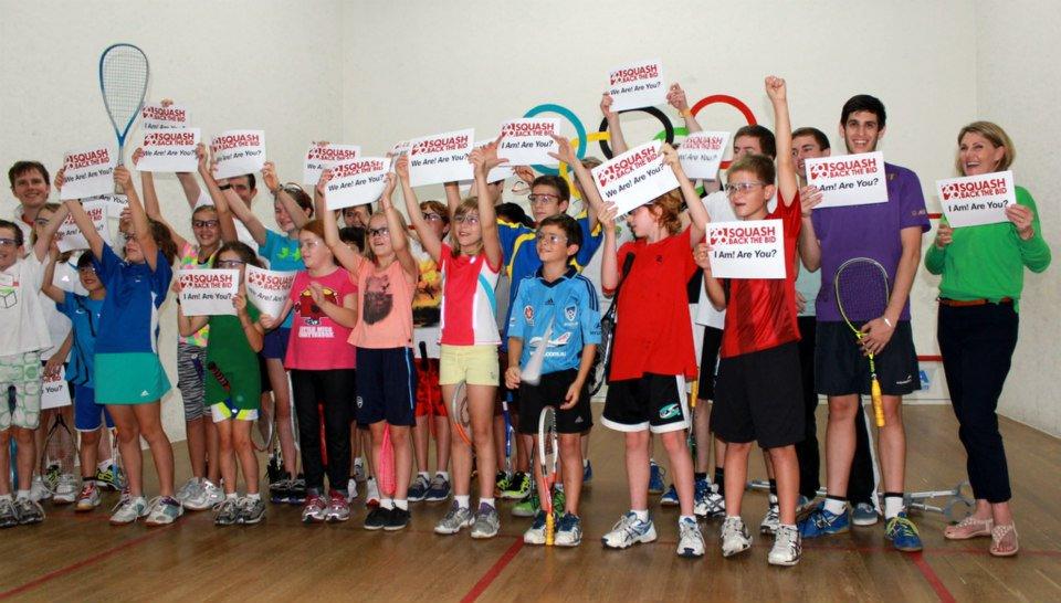 Squash 2020, Squash Olympics, Willoughby Squash Club