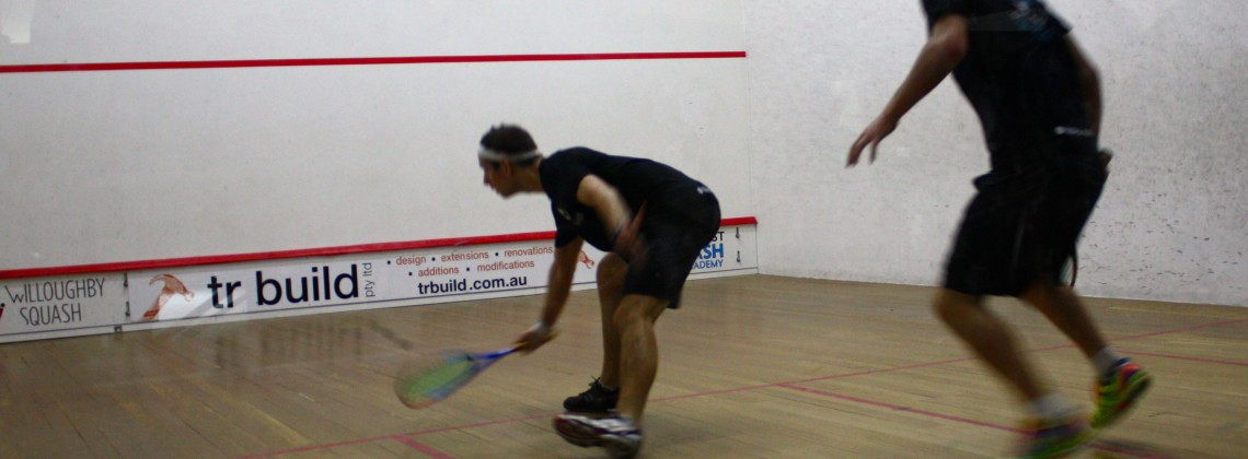 Willoughby Squash Open 2015, Squash Pro