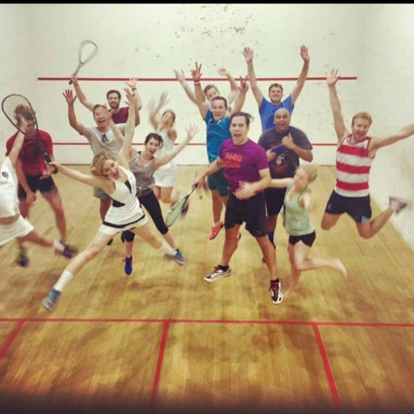 Squash Mechanics Partners with the Bondi Waverly Squash Club