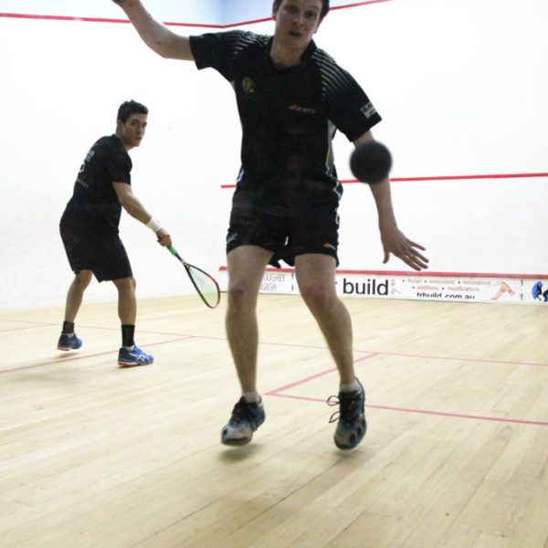 Matthew 'Killer' Karwalski signs to Squash Mechanics