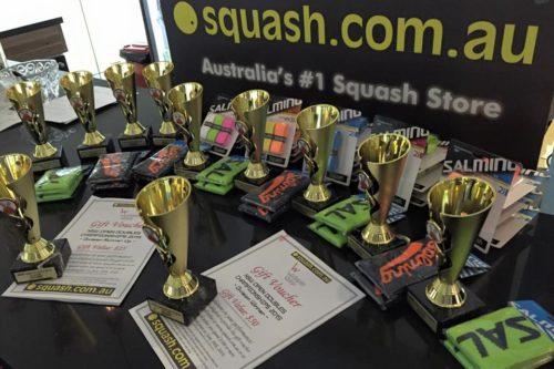 Squash Tournaments
