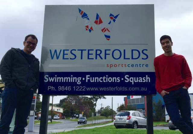 Westerfolds Sports Centre