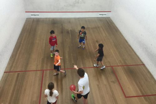 Juniors squash Westerfolds