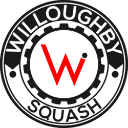 Willoughby Squash Logo